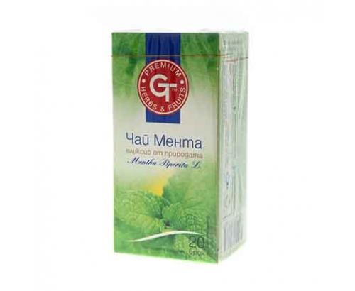 Чай Премиум 20бр Мента