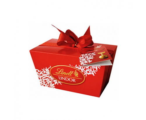 Шоколадови бонбони Линдт Линдор 250г Балотина
