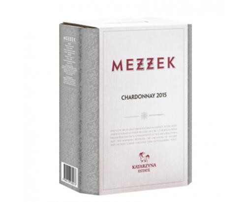 Вино Меззек 3л Шардоне