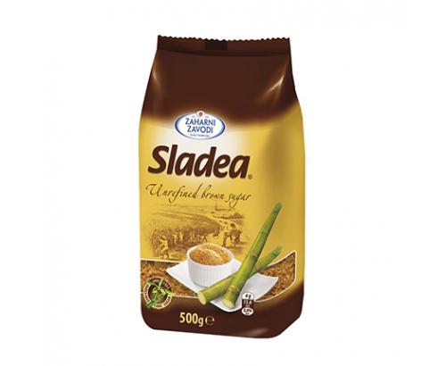 Кафява захар Сладея 500г