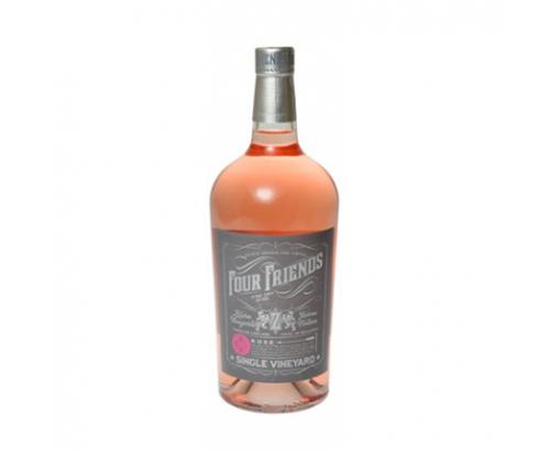 Вино Фоур Френдс 1л Розе