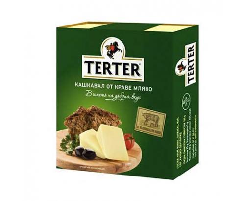 Кашкавал от краве мляко Тертер 450г Кутия