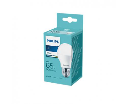 Лед крушка Филипс 9W=65W E27