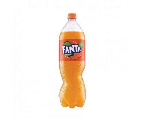 Газирана напитка Фанта 1,5л Портокал