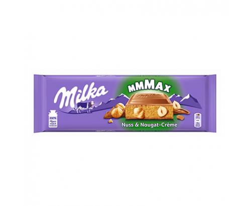 Шоколад Милка 300г Лешник и нуга крем