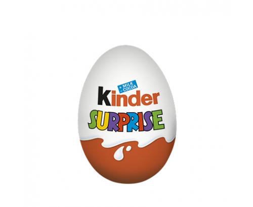 Шоколадово яйце Киндер 20г