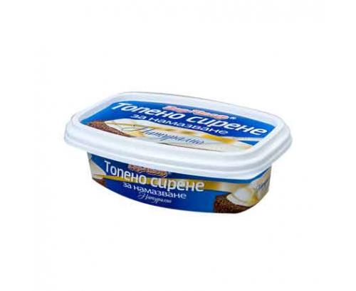 Топено сирене за мазане Бор Чвор 150г Натурално