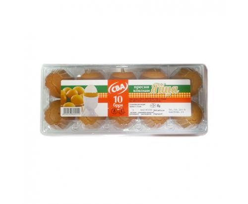 Яйца СВА 10бр L