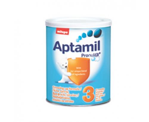 Адаптирано мляко Аптамил 400г 3