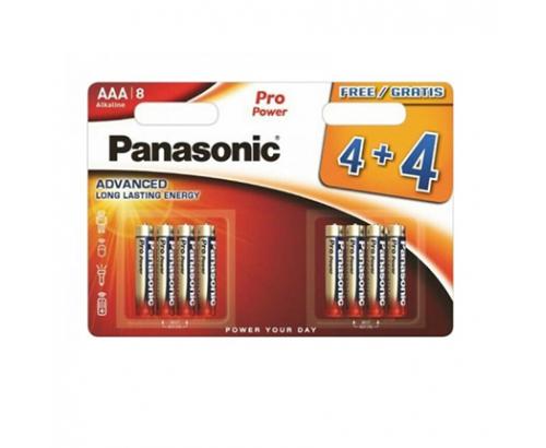 Батерии Панасоник ААА LR 4+4бр