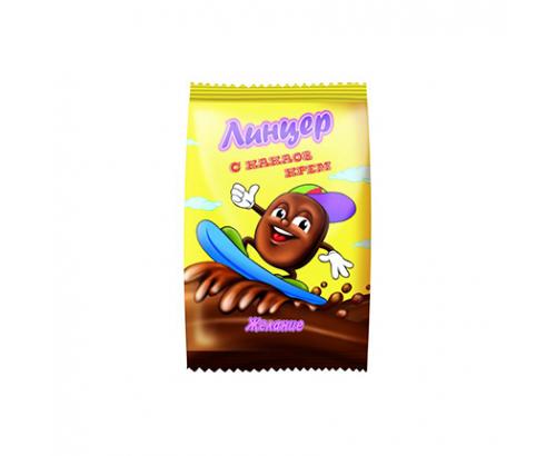 Линцер с течен шоколад Желание 60г