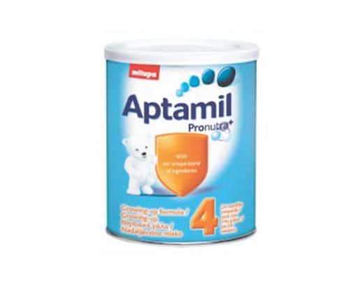 Адаптирано мляко Аптамил 400г 4 Пронутра