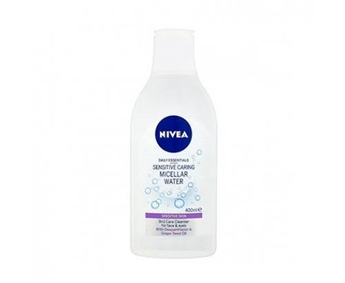 Мицеларна вода Нивеа 400мл За чувствителна кожа
