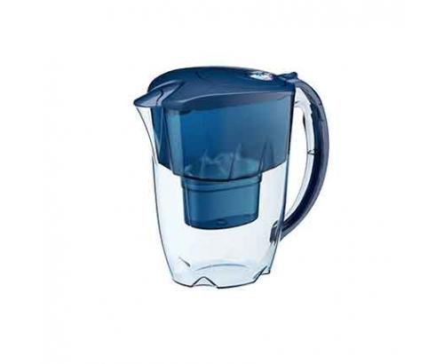Филтрираща кана Аквафор Джаспър 2,8л Синя B25+