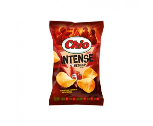 Чипс Чио Интенс 65г Кетчуп