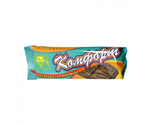 Шоколад със слабителен ефект Комфорт 20г