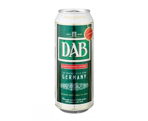Бира Даб 5% 500мл кен
