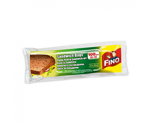 Пликове за сандвичи Фино 100бр