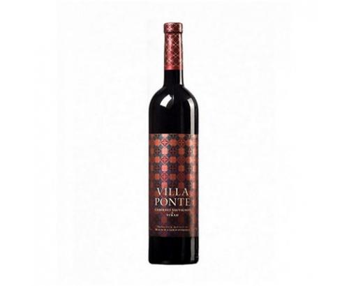 Вино Вила Понте 750мл Каберне и Сира