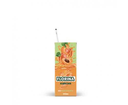 Нектар Флорина 250мл Кайсия