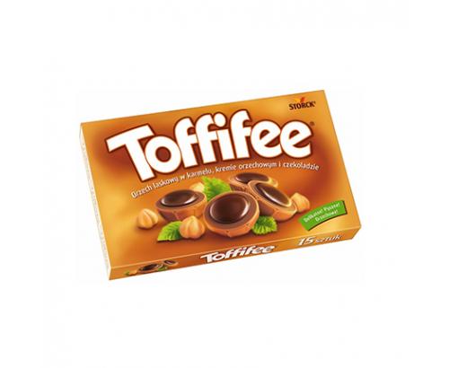Шоколадови бонбони Тофифи 125г