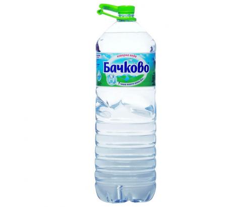Изворна вода Бачково 3,1л