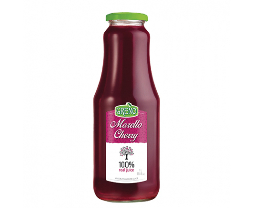 Натурален сок Грено 1л Вишна и череша