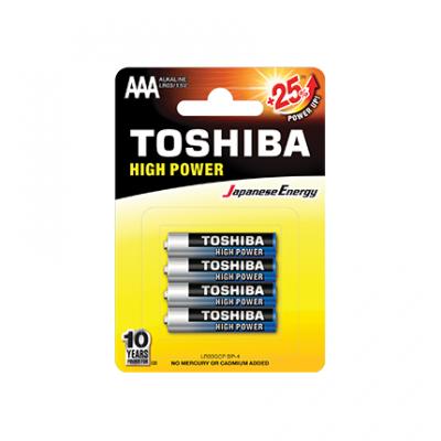 Батерии Тошиба LR03 4бр