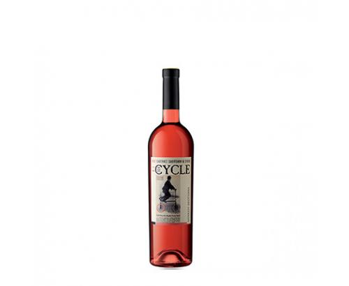 Вино Сайкъл 375мл Розе