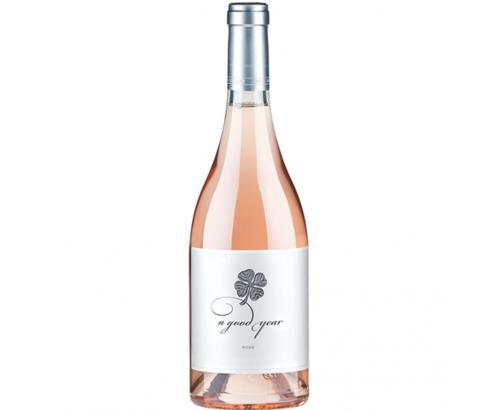 Вино Добра година 750мл Розе от Каберне совиньон, Сира и Мерло