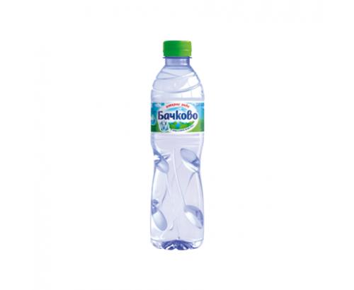 Изворна вода Бачково 500мл
