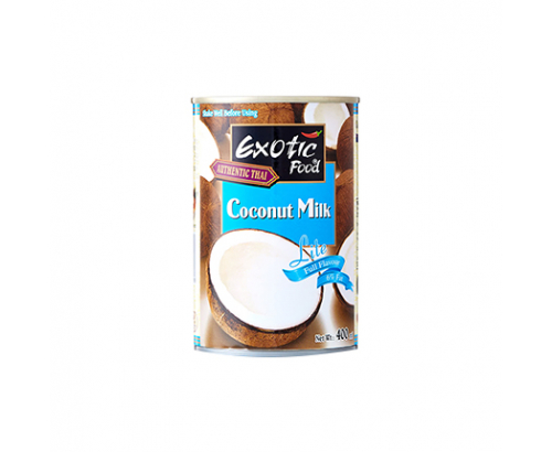 Кокосово мляко Екзотик Фууд 400г Лайт