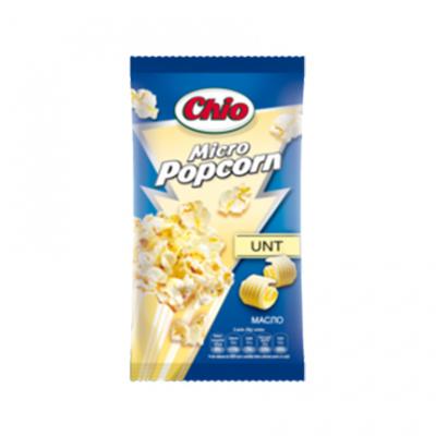 Пуканки за микровълнова Чио 80г Масло