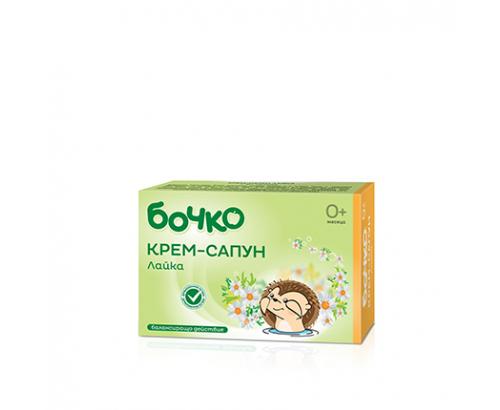 Крем-сапун Бочко 75г Лайка