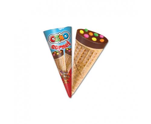 Фунийки Озмо 25г Течен шоколад и бонибони