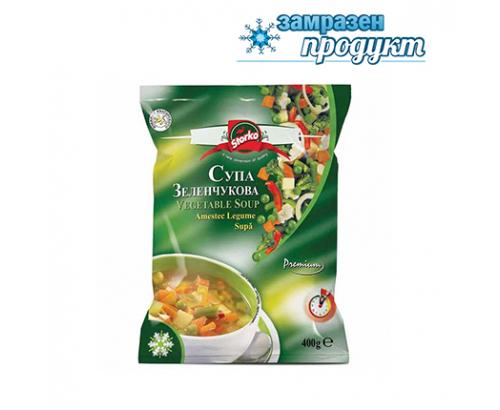 Зеленчукова супа Сторко 400г