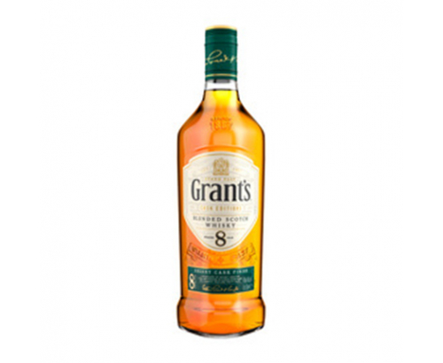 Уиски Грантс 700мл Шери 8г