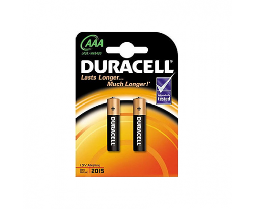 Батерии Дюрасел 2бр ААА В2 SCA