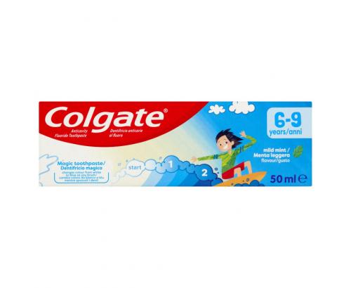 Паста за зъби Колгейт 50мл Смайл 6-9 години