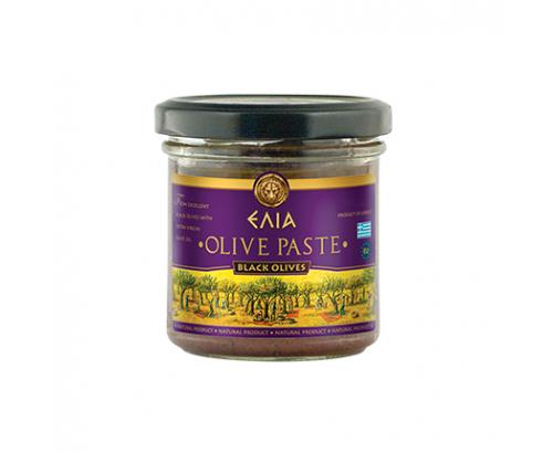 Паста от черни маслини Елиа 135г