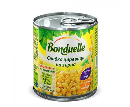 Сладка царевица Бондуел 670г