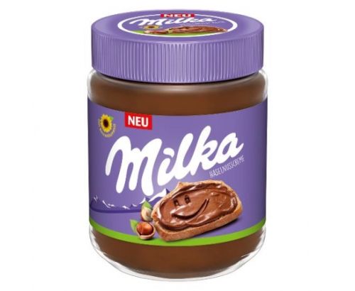 Течен шоколад Милка 350г