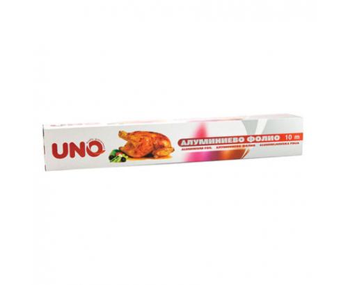 Алуминиево фолио Уно 10м
