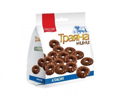 Бисквити Траяна Мини 84г Класик