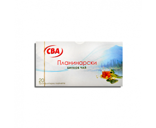 Чай СВА 30г Планинарски