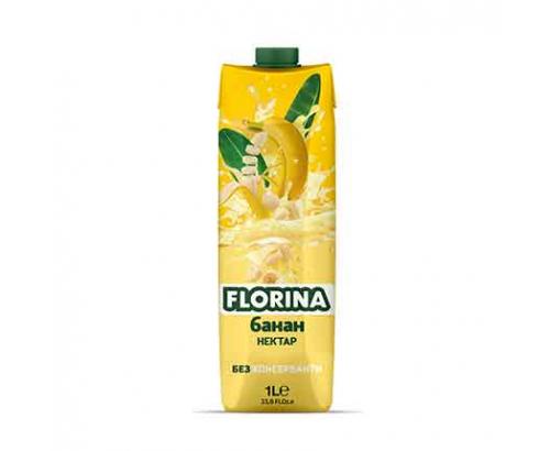 Нектар Флорина 1л Банан