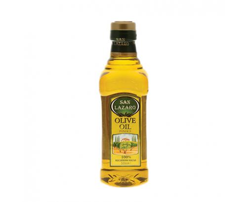 Маслиново масло Сан Лазаро 500мл Помас