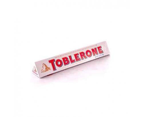 Шоколад Тоблерон 100г Бял