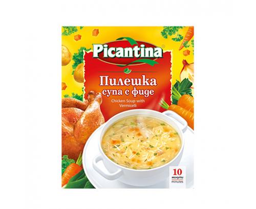 Супа Пикантина 52г Пилешка с фиде