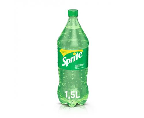 Газирана напитка Спрайт 1,5л